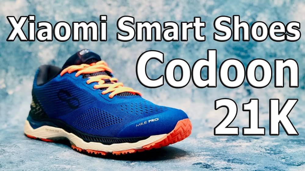 10 фактов о Xiaomi Smart Shoes Codoon 21K
